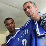 Ashley Cole Chelsea fc