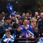 Chelsea FC Fanion de l/écusson du club
