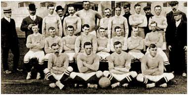 Chelsea fc - 1905 squad